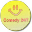 Listen to Comedy 24/7 only the world's best comedians bring you the funniest songs and gags around the clock.
